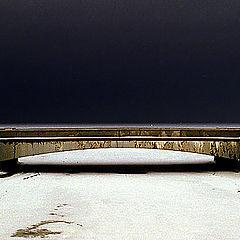 """фото """"мост и горизонт"""""""