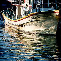 "photo ""The Fishing Boat"""