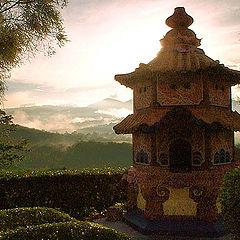 "photo ""Temple Dawn"""