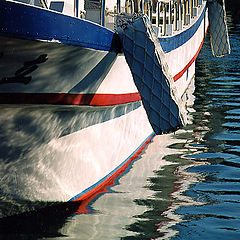 "photo ""The Fishing Boat (II)"""