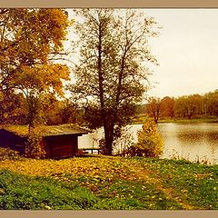 """photo """"Autumn in Sukhanovo"""""""