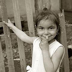 """photo """"Small gypsy"""""""