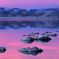 "фото ""Mono Sunset II"""