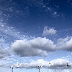 """фото """"""""Энергия ветра"""""""""""