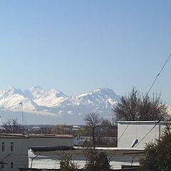 """photo """"Mountains of caucasus"""""""