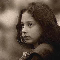 "фото ""THE LITTLE GYPSY GIRL"""