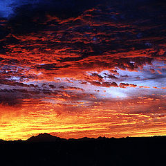 "фото ""Sky Inferno # 2"""