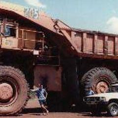 "photo ""Ore Truck"""