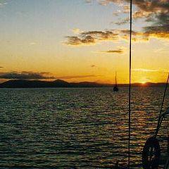 """photo """"Cruising the Whitsundays Australia"""""""