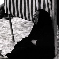 "photo ""Fisherman`s widow"""