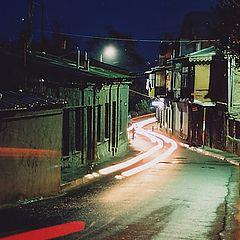 "фото ""Sleeping street"""