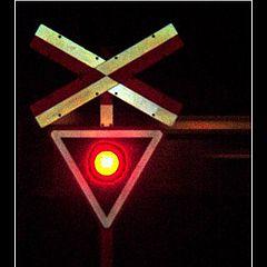 """фото """"level crossing"""""""