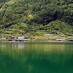 "фото ""Green Lagoon"""