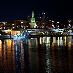 """фото """"Ветер на Москве-реке"""""""
