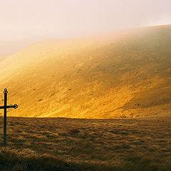 """фото """"Горы, солнце, вечность"""""""