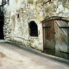 "photo ""Ancient Street in Vyborg"""