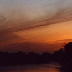 "photo ""early sunset"""