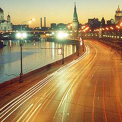 """фото """"Московские огни"""""""