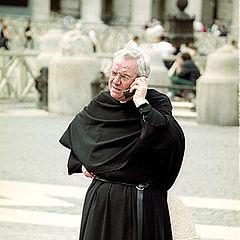 "фото ""Moнах. Vatican`s people."""