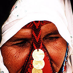 "фото ""Bedouin Woman"""
