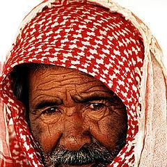 "photo ""Bedouin Man # 2"""