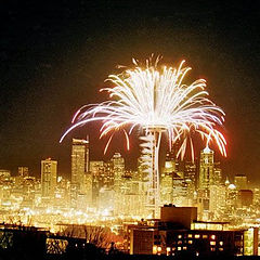 """фото """"Seattle`s Needle"""""""