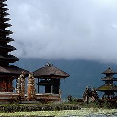 """фото """"Храм на озере"""""""