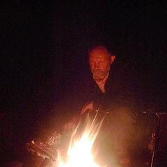 "фото ""The Fire Keeper"""