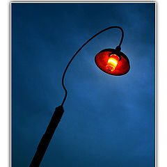 "photo ""Street lamp"""