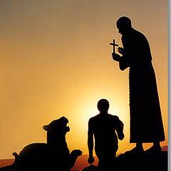 "фото ""Messenger of Faith"""