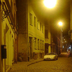 """фото """"Night in the Old City"""""""
