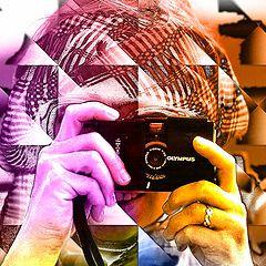 "photo ""The Photographer"""