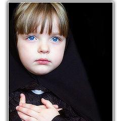 """фото """"Портрет в черном"""""""