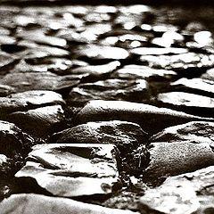 "photo ""The liquid stones"""