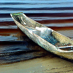 "photo ""Caicara`s Canoe"""