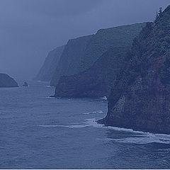 """фото """"Гавайская серия: Океанский дождь"""""""