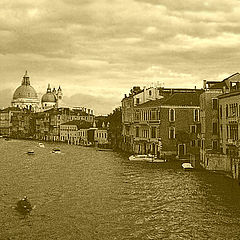 "photo ""Canal Grande"""