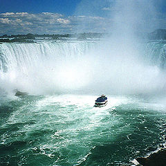 "фото """"Maid of the Mist"""""