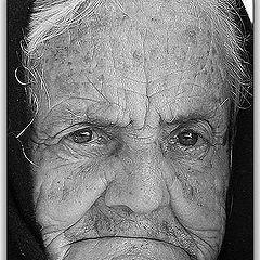 "фото ""Old lady"""