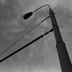 "photo ""Black light district #1"""