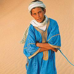 "фото ""Desert boy..."""