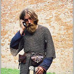 "photo ""Merk, the modern viking"""