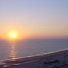 "фото ""Glowing Sundown"""