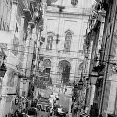 """photo """"Lisbon, low Pombalina"""""""