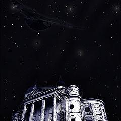 """фото """"Ночь, или импровизация на тему Дыхание прошлого..."""""""