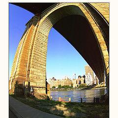 """photo """"Queensboro (59th Street) Bridge, NY"""""""