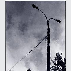 "photo ""Black light district #5"""