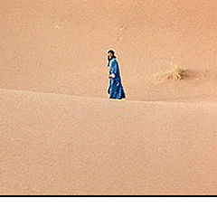"фото ""Thuareg in Sahara"""