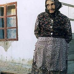 "фото ""Woman of Maramures #3"""