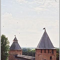 "photo ""Novgorod Kremlin"""